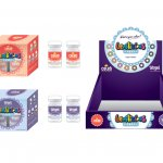 Lenslicious - Coloured Contact Lences Packaging and Display Tray