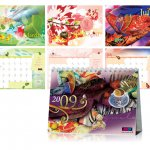 LindaTex 2009 - Colour of the Year Calendar