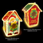 Seasonal Bird House (DBS06-0117 & DBS06-0118 All rights reserved)